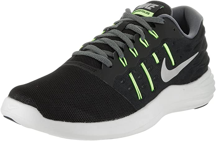 Nike 844591-006, Zapatillas de Trail Running para Hombre, Negro (Black/Metallic Silver/Dark Grey), 47 EU: Amazon.es: Zapatos y complementos