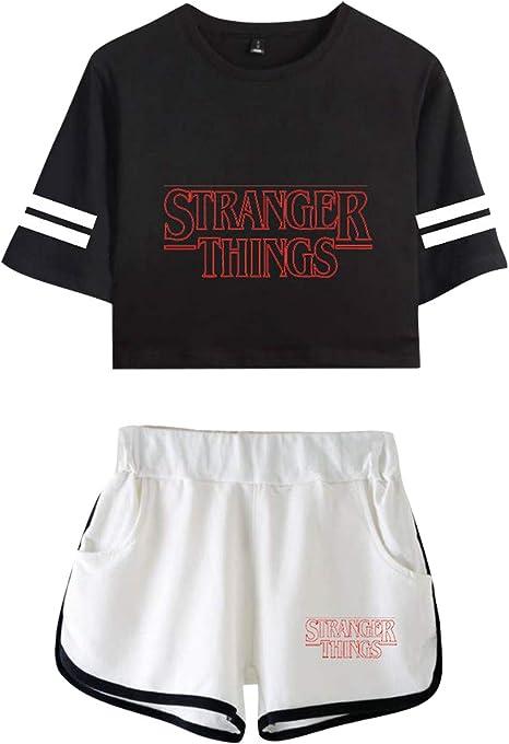 Stranger Things Camiseta y Pantalon, Conjunto Stranger Things ...