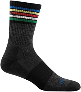 product image for DARN TOUGH (Style 1973) Men's Kelso Hike/Trek Sock - Charcoal, Large