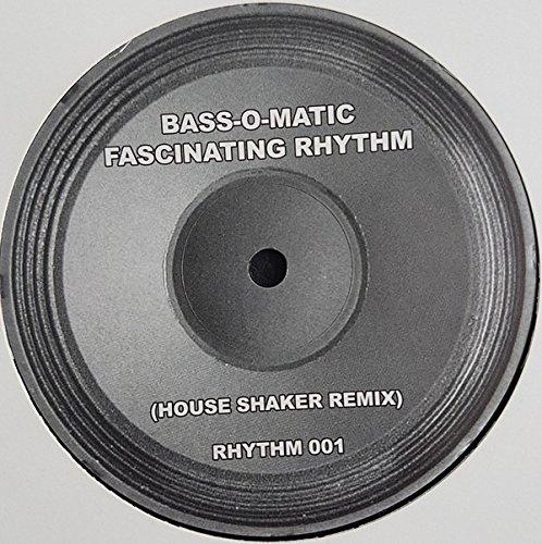 Fascinating rhythm (House shaker remix, 1-sided) / Vinyl Maxi Single [Vinyl 12'']