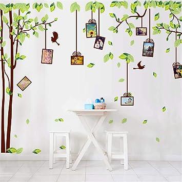 Amazon.com: RTLJN Wall Sticker Camera da letto soggiorno ...