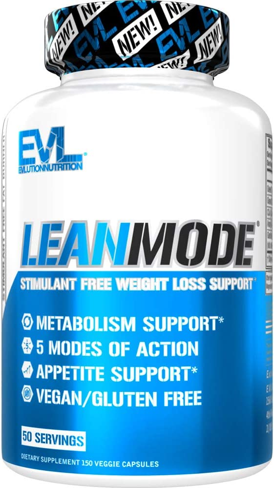 Evolution Nutrition Stimulant Free Weight Loss Support