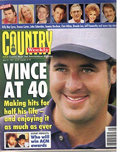 Country Weekly Magazine - Country Weekly Magazine, Vol. 4, No. 16 (April 22, 1997)