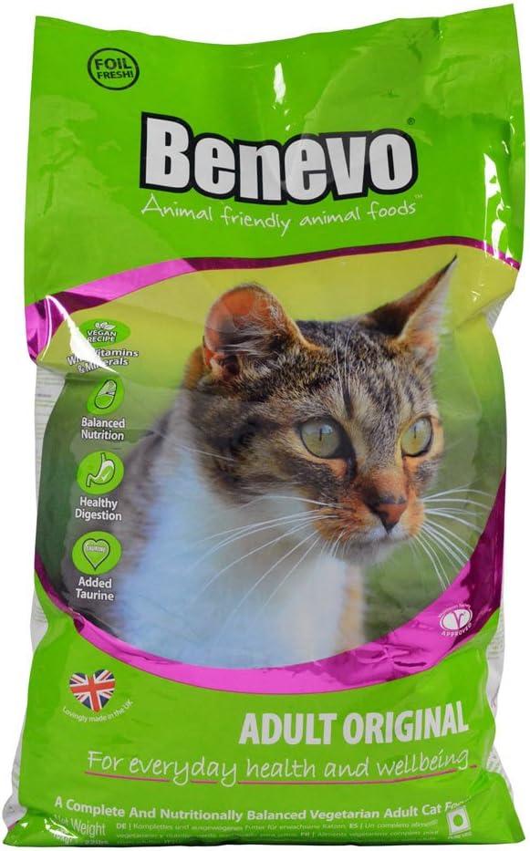 BENEVO VEGAN ADT CAT FOOD 10KG