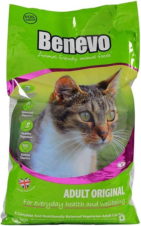 Amazon Com Benevo Vegan Adult Cat Food 10kg Pet Supplies