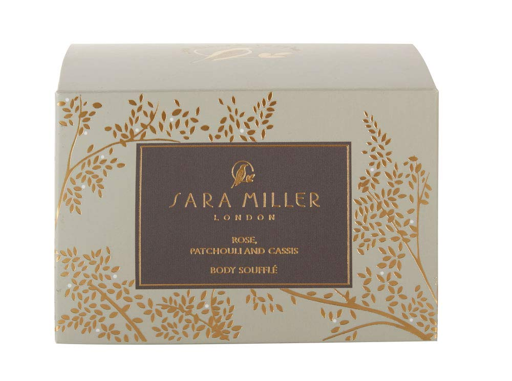Sara Miller Rose, 180 ml, Patchouli and Cassis Body Soufflé Patchouli and Cassis Body Soufflé Heathcote & Ivory FG8517