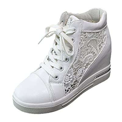 aefe09416dd74 Scothen Espadrilles de chaussures de sport de femmes chaussures pour enfants  en cours d exécution baskets de sport d espadrille toile chaussures de  sport ...