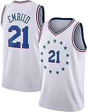 Desde price29,00€. CRBsports Joel Embiid, Camiseta ...