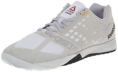 e72abb31da2f Reebok Crossfit Nano 5.0 Trainers Beige Mens Casual Fashion Sneakers Shoes  (UK5.5)
