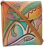 Anuschka 1013 Wallet,Abstract Sunset,One Size, Bags Central