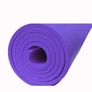 GAOFL Yoga Mat Thick Pad Men and Women Beginners Fitness ...
