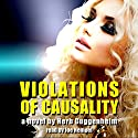 Violations of Causality: A Skip Gershwin Mystery Audiobook by Herb Guggenheim Narrated by Joe Hempel
