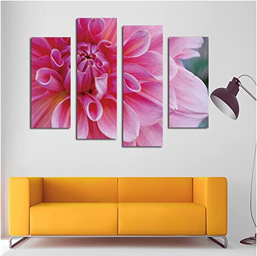 FAYM-The living room is decorated modern paintings, oil painting ...