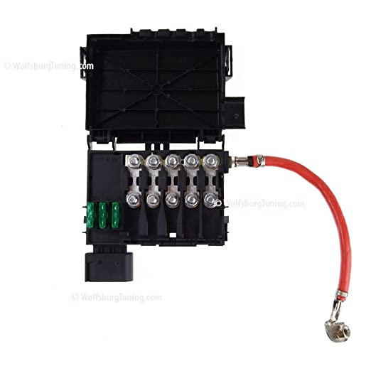 61goaHcl9gL._SX522_ oem mk4 vw battery fuse box volkswagen jetta golf beetle 2 0 1 8t MK4 Fuse Box Diagram at readyjetset.co