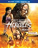 Hercules (Extended Cut) [Blu-ray + DVD + Digital Copy]  (Bilingual)