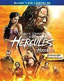 Hercules (Extended Cut) [Blu-ray + DVD + Digital Copy]  (Bilingual)