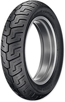 DUNLOP D404 130//90-16 CRUISER FRONT TIRE FOR HARLEY