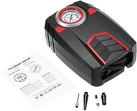 Tickas Air Compressor, Air Compressor Dc 12V Bomba Portátil ...