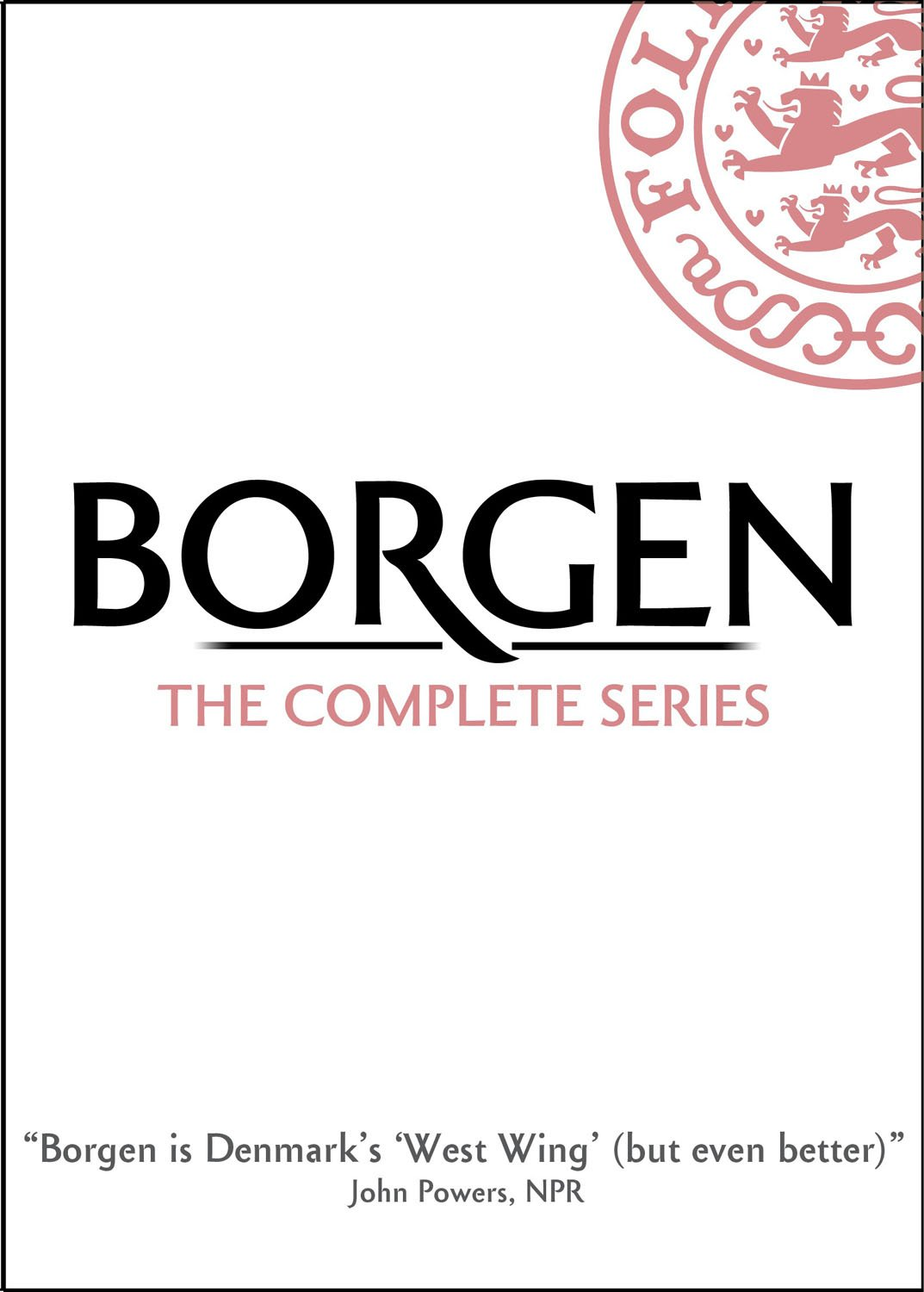 Borgen: The Complete Series by MHZ NETWORKS