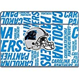 Skinit NFL Carolina Panthers Galaxy Book Keyboard Folio 12in Skin - Carolina Panthers - Blast Design - Ultra Thin, Lightweight Vinyl Decal Protection