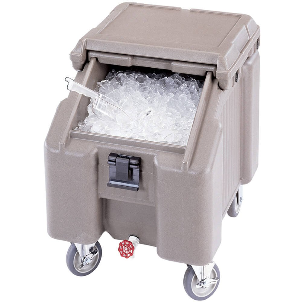 Cambro (ICS100L191) 100 lb Capacity Ice Caddy