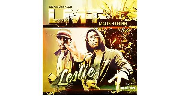 LMT MP3 TÉLÉCHARGER LESLIE