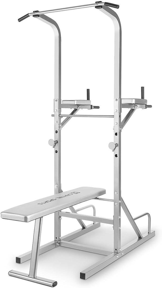 Capital Sports Multi Torre multifuncional de musculación Uso doméstico
