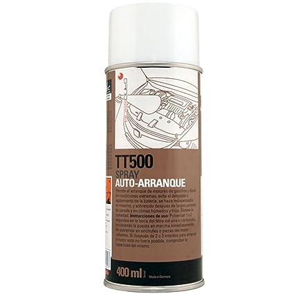 Auto-arranque en spray 400ml.: Amazon.es: Coche y moto