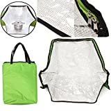 Green Portable Solar Oven Bag Cooker Sun Outdoor Camping Travel Emergency Tool for Cooking Solar Oven Bag