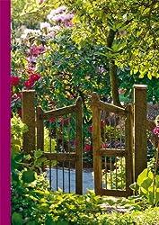 Anjas Notizbuch  -  Motiv Gartentor