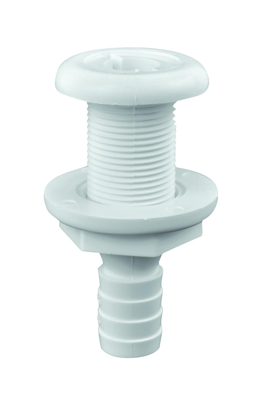Attwood 3873-3 Conector Pasacascos Recto, 19 mm 77387