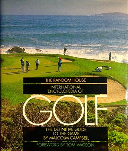 Random House International Encyclopedia of Golf (Best Golf Courses In Arizona)
