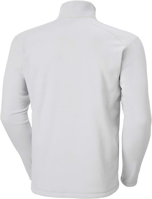 Helly Hansen Mens Daybreaker 1//2 Zip Warm Fleece Grey Fog Polartec/® 100g Lightweight Breathable