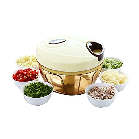 Amazon De Baoyouni Essen Chopper Manuelle Gemuse Dicer Kuche