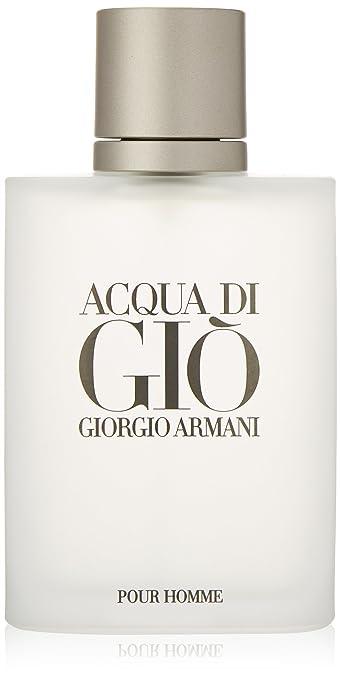 036bcf0f94 Amazon.com : Giorgio Armani Acqua Di Gio Men Eau-de-toilette, 3.4-Fluid  Ounce : Colognes : Beauty
