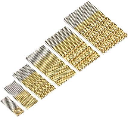 10Stk M35 HSS Spiralbohrer Satz//Set 1,0-3,5mm Werkzeug Set Metallbohrer bohrer