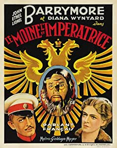 Rasputin and the Empress (1932) 27 x 40 Movie Poster - French Style A