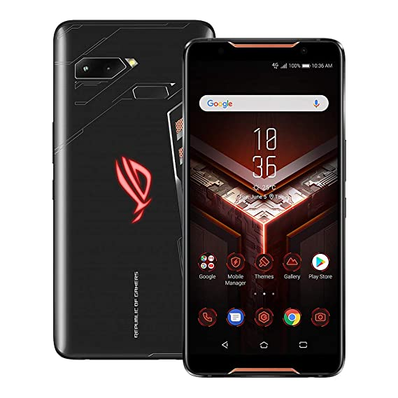 Amazon Com Asus Rog Phone Zs600kl 8gb 128gb 6 0 Inches Lte Dual