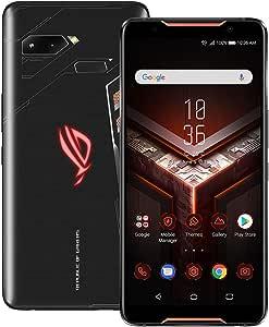 ASUS ROG Phone (ZS600KL) 8GB / 512GB 6.0-inches LTE Dual SIM Factory Unlocked (Black) (International Version)