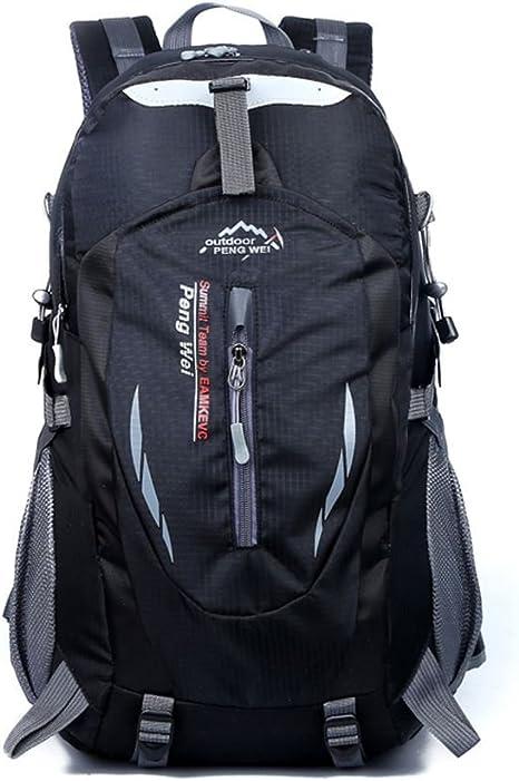 Mens Women 60L Travel Backpack Waterproof Hiking//Camping Rucksack Luggage Bag UK