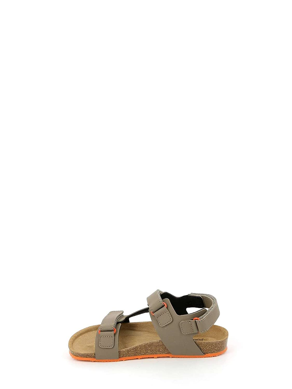 33 Grunland Sb0817 Zapatos Beige Sandalias Junior Niño f7bg6y