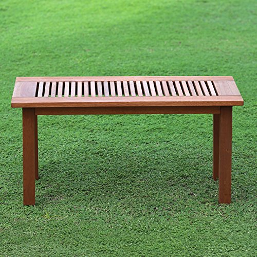 Teak Oil Coffee Table