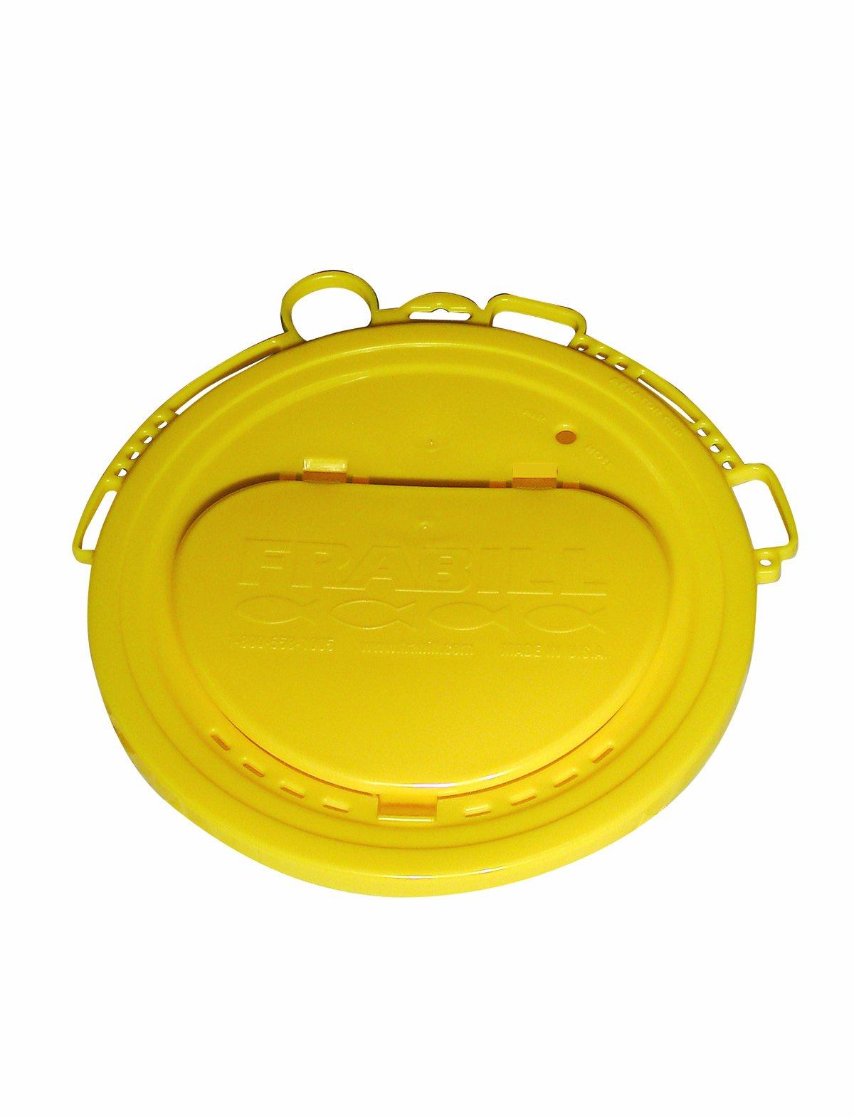 Frabill Deluxe Bait Bucket Lid by Frabill