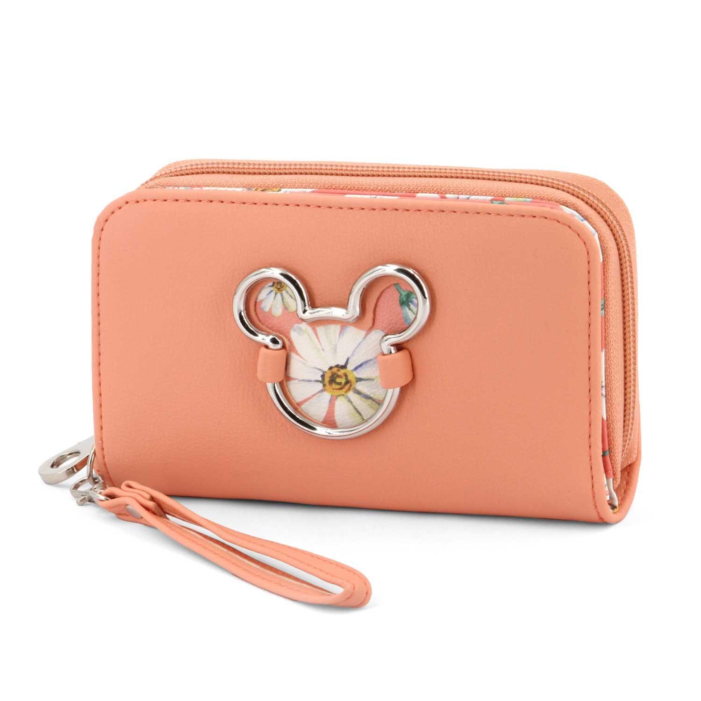 Amazon.com: Karactermania Mickey Mouse Reef-Wallet Coin ...