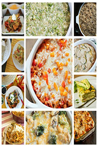 Casserole Recipes: Family Favorite Casserole Recipes: Comforting Breakfast Casseroles, Dinner Ideas, and Desserts Everyone Will Love
