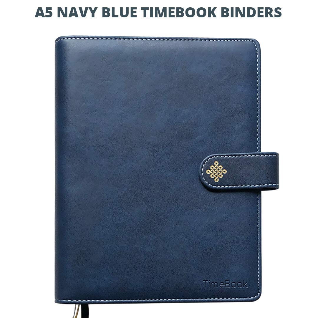 picture about Planner Binders named TimeBook Planner Binders (Army Blue)