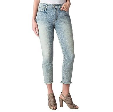 6b0fc514 Women's High-Rise Slim Crop Denizen Jeans - Light Blue - (2 M) at ...