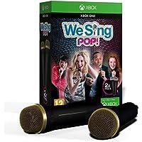 THQ Nordic We Sing Pop 2 Mic Bundle, Xbox One