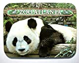 Zoo Atlanta with Panda Photo Fridge Magnet