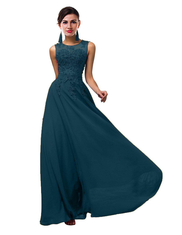 Teal Bridesmaid Dress: Amazon.com